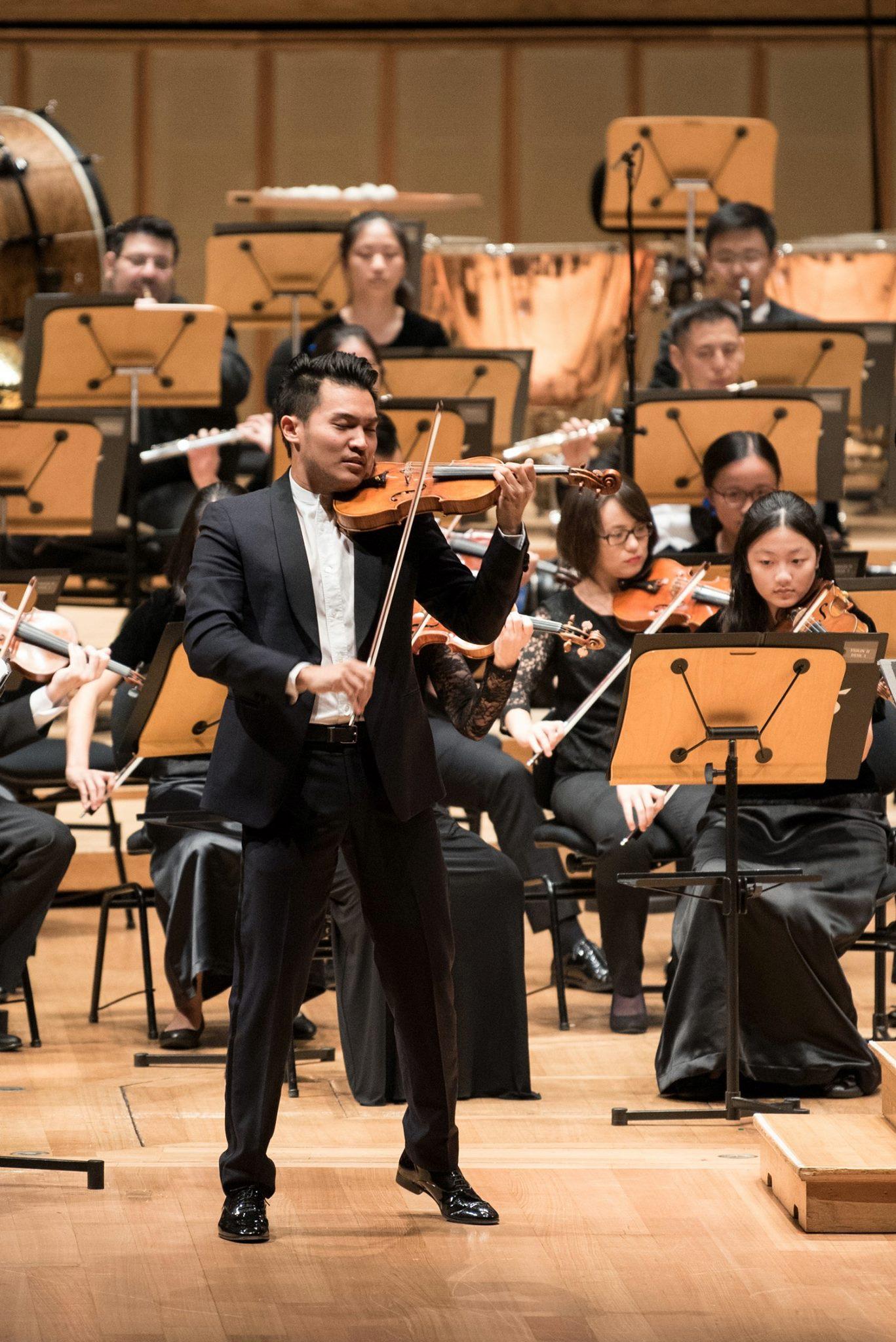 Concert Review - Rousing Russia - Singapore Symphony